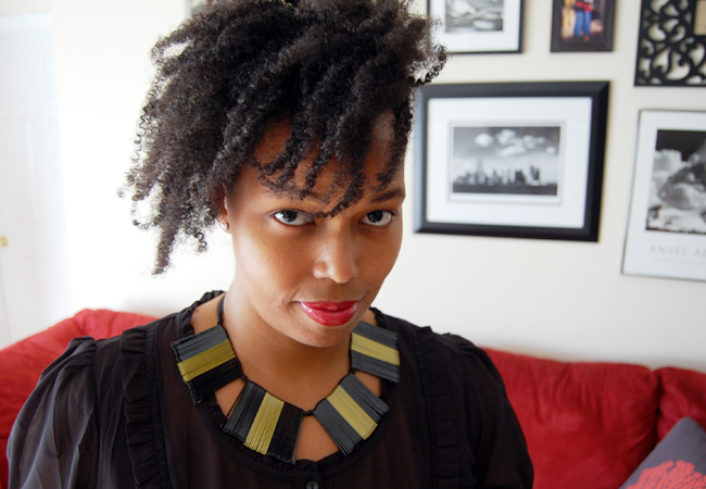 black women web designers, jennae petersen