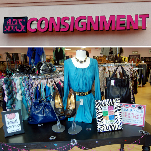 Scenes From My Favorite Consignment Store Amp Fashion