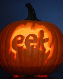 Eek! Pumpkin Carving for the Beginner Thumbnail