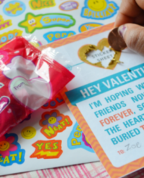 DIY Scratch-Off Valentines Card Tutorial Thumbnail