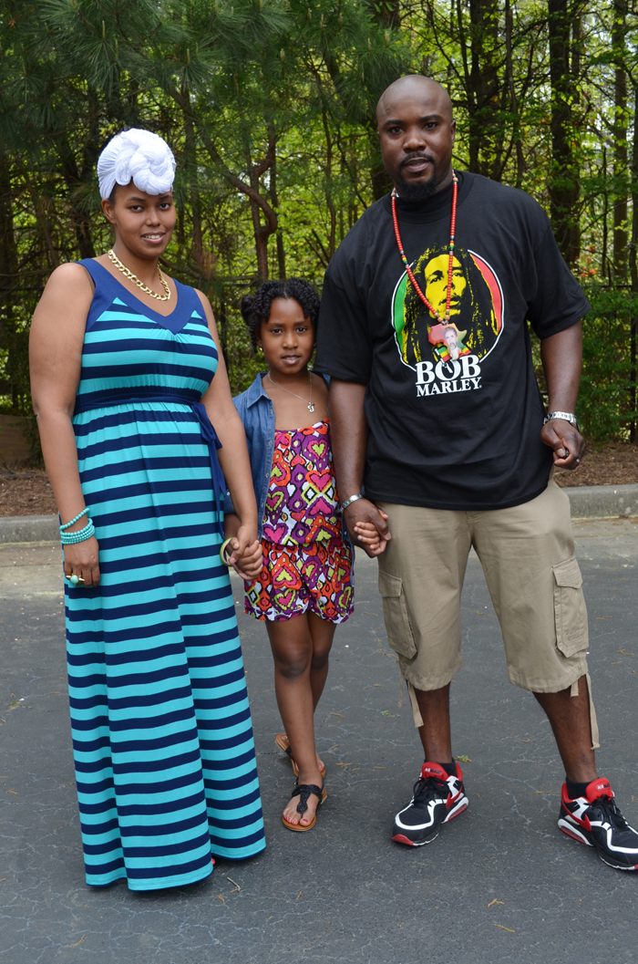 Family Outfits: Spring Fashion at Walmart