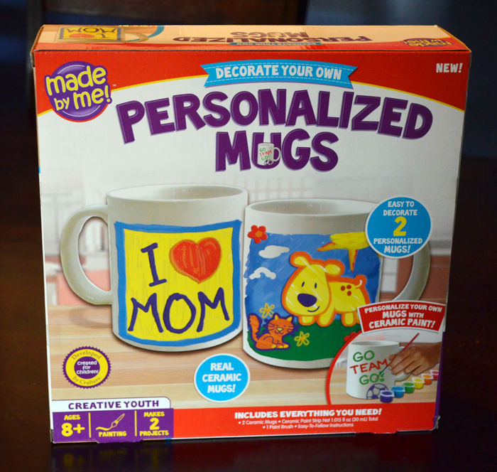 Mother S Day Diy Gift Hand Painted Mugs