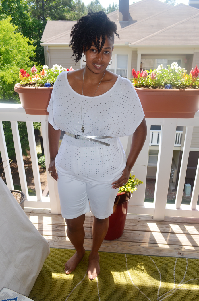 Outfit: Summer White with Sears Style