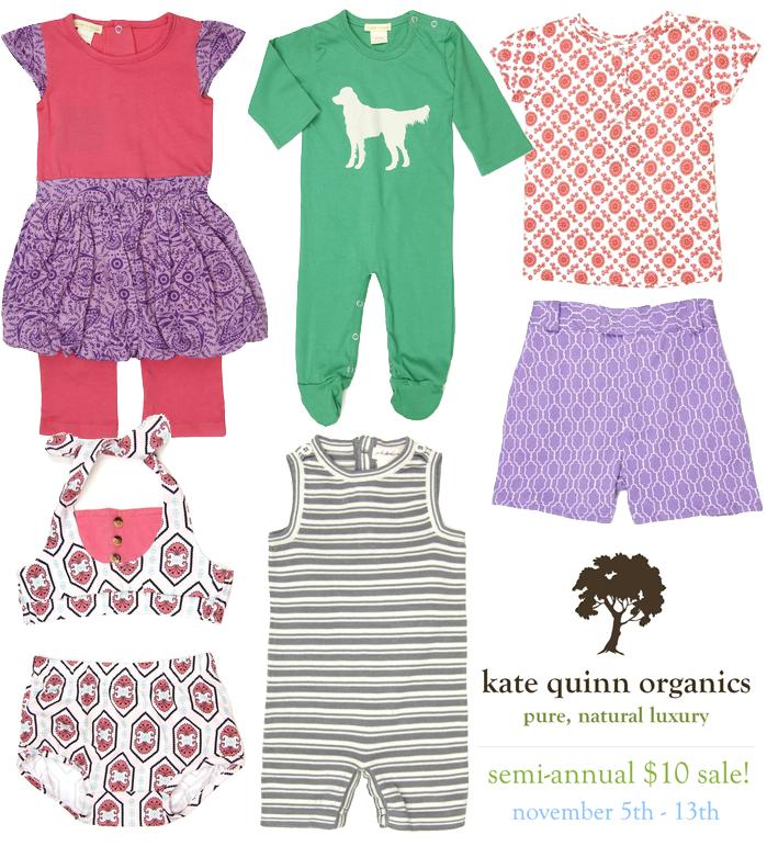 a3a9fc63330 ... Kate Quinn Organics has its semi-annual $10 sale. katequinn-10dollarsale