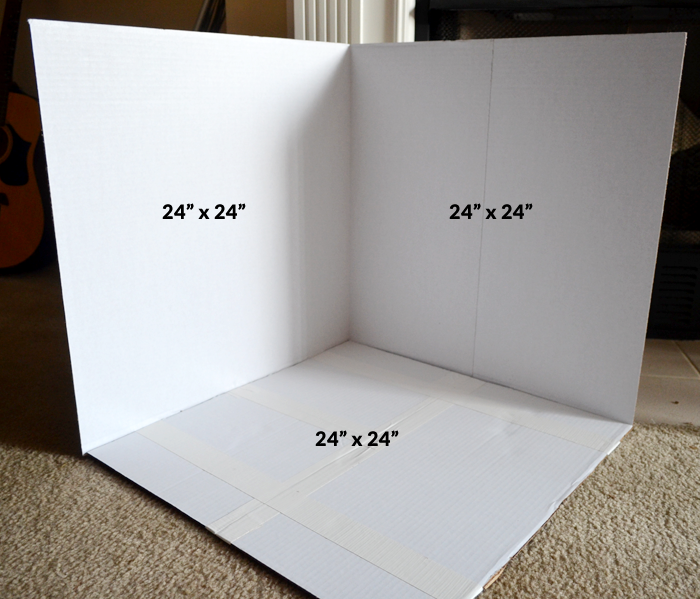 Make A Diy Collapsible Room For An 18″ Doll