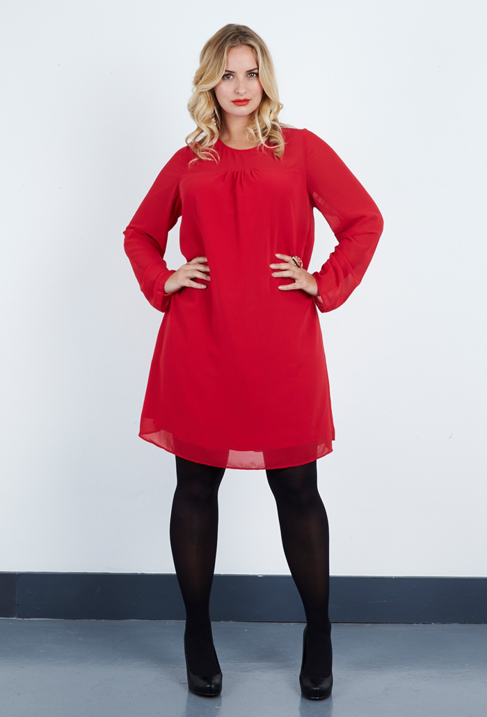 3 Great Plus-Size Dresses for Holiday Parties