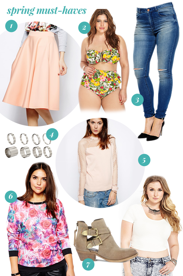 Spring Must Have Items: My Spring Fashion Must-Haves