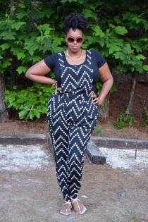 Outfit: 21 Jumpsuit Thumbnail