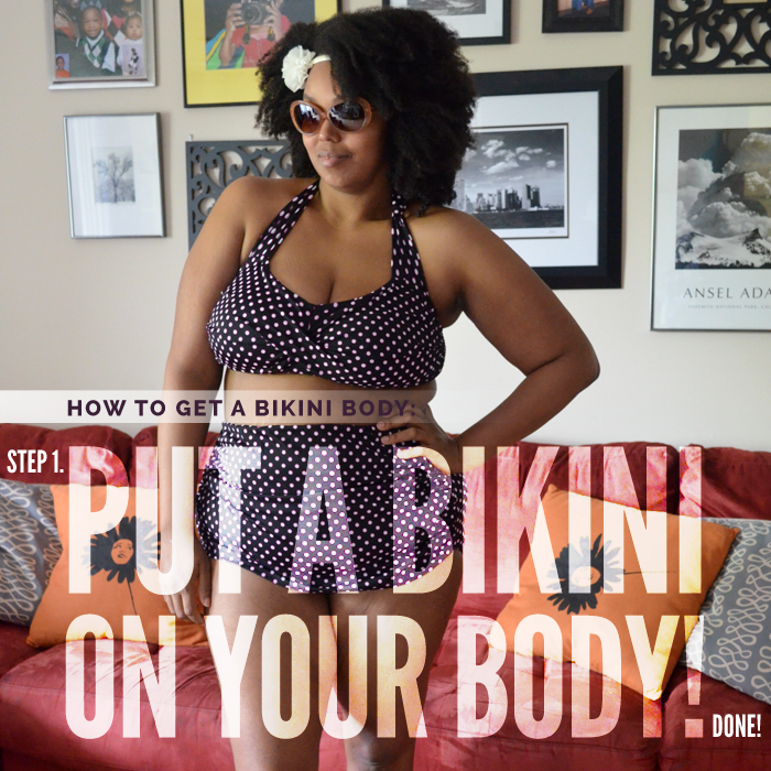 walmart fatkini quote2 outfit how to get a bikini body