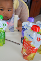 Review: Plum Organics Baby Food Thumbnail