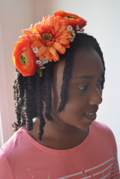 Celebrate Fall with a DIY Floral Headband Thumbnail