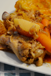 Recipe + Contest: Crock-Pot Caribbean Stew Chicken Thumbnail