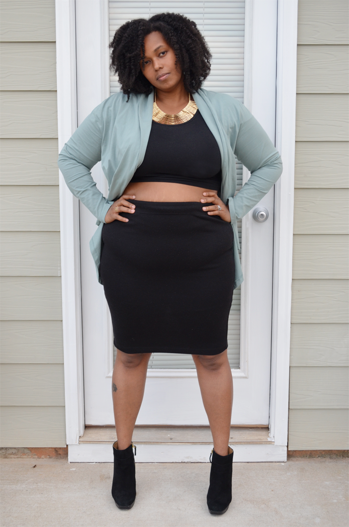 Outfits Synergy Organic Plus Size Collection