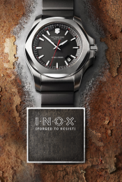 Victorinox I.N.O.X. watch is made to last Thumbnail
