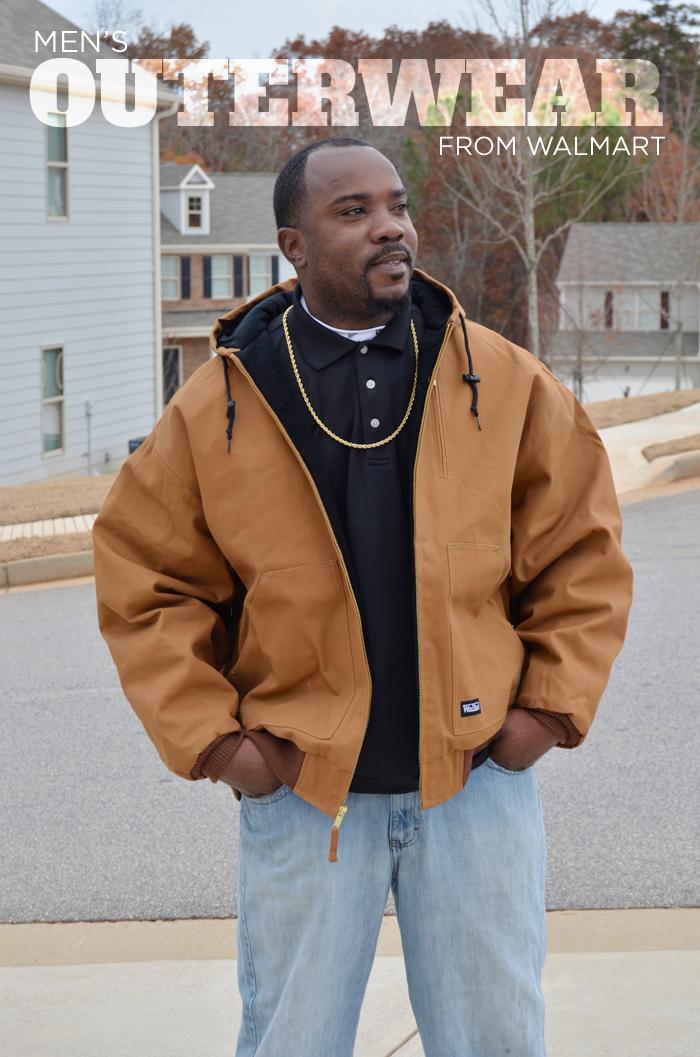 ba6eba236c4c Man Style  Outerwear Options from Walmart