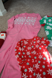 Looking for Affordable Christmas Pajamas? Look Over Here! Thumbnail