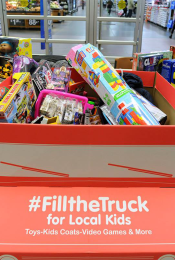 Holiday Giving: Fill the Truck for Kids in Need Thumbnail