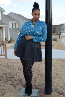 Outfit: Polka Dotted Thumbnail