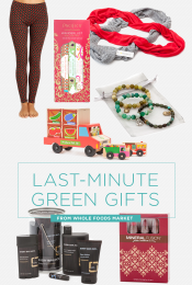 Even Last-Minute Gifts can Still be Green Thumbnail