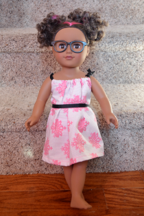 DIY Easter Dress for an 18″ Doll Thumbnail