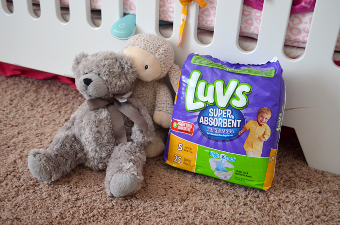 Review: LUVS New Super Absorbent Diapers