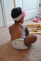 Review: LUVS New Super Absorbent Diapers Thumbnail