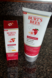 Better Skin with Burt's Bees Renewal Products Thumbnail