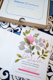 Gorgeous DIY Wedding Invites from Walmart Stationary Thumbnail