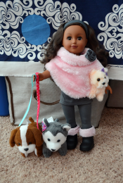 My Life As Doll of the Year: Dog Walker Thumbnail