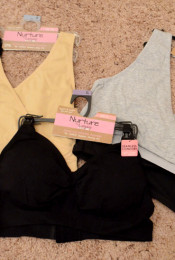 Affordable Nursing Bras and Basics that are Actually Comfy Thumbnail
