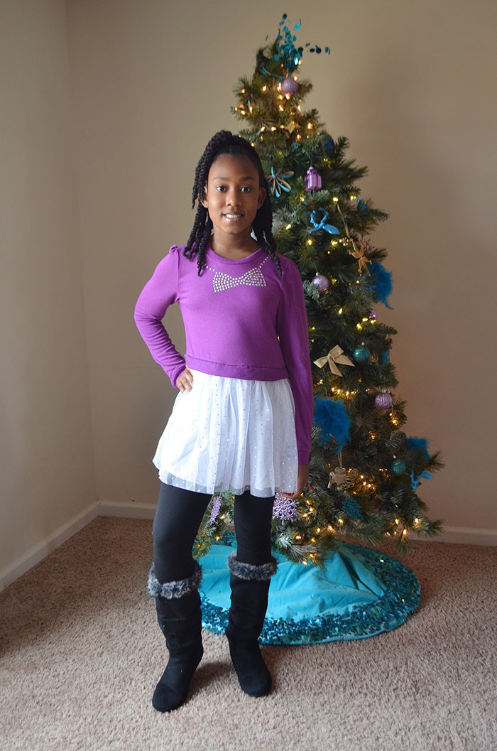 Dress Your Kids In Holiday Sparkle From Walmart