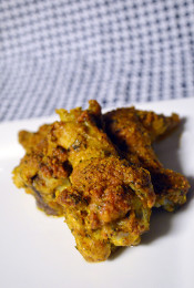 Game Time Recipe: Heroin Wings with Curry Thumbnail