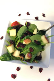 Recipe: Cranberry Apple Salad with a Crunch Thumbnail