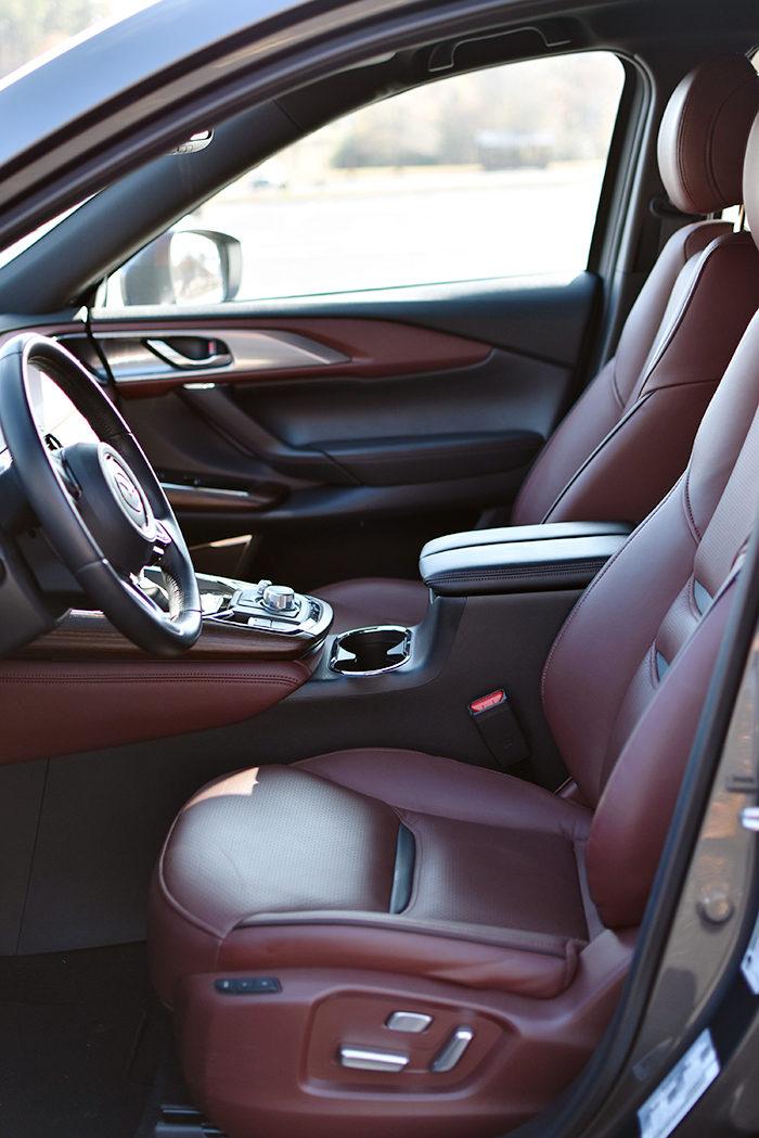 Second Car Search: Mazda CX-9