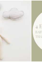 4 Eco-Friendly Baby Shower Gift Ideas That Parents Will Love Thumbnail