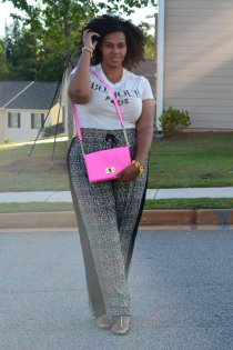 Outfit: Black, White & Sassy All Over Thumbnail