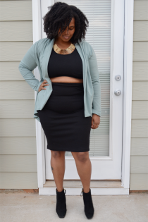 Outfits: Synergy Organic Plus Size Collection Thumbnail