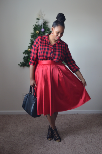 Outfit: Bling in the New Year with Statement Jewelry Thumbnail