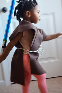 Awaken the Force with DIY Star Wars Cosplay + New DVD Thumbnail